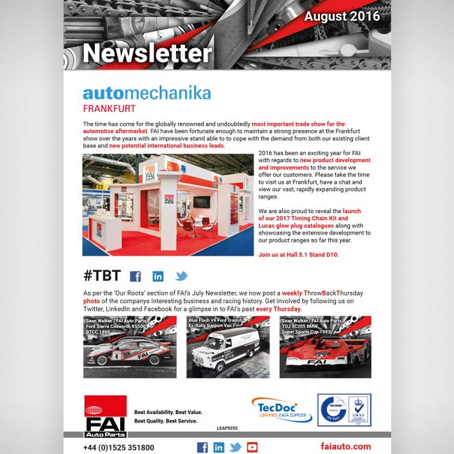 August Newsletter 650x650